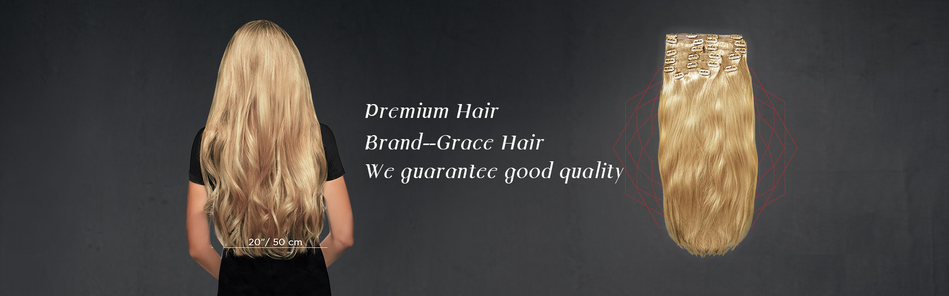 Human Hairhair Weave Lace Wigs Hair Extensions Qingdao Grace